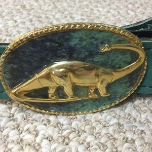 Dinosaur Belt